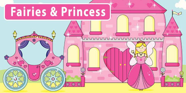 Faries and Princess wholesale