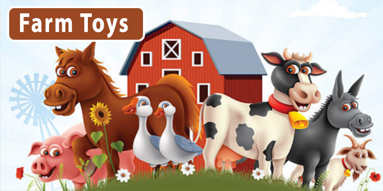 Farm toys wholesale