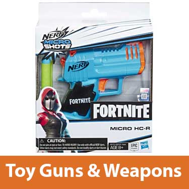Toy Guns and Weapons wholesale
