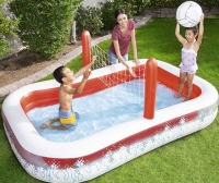 Wholesalers of 100 X 66 X 38 Inch Inflate A Volley Pool toys image 3