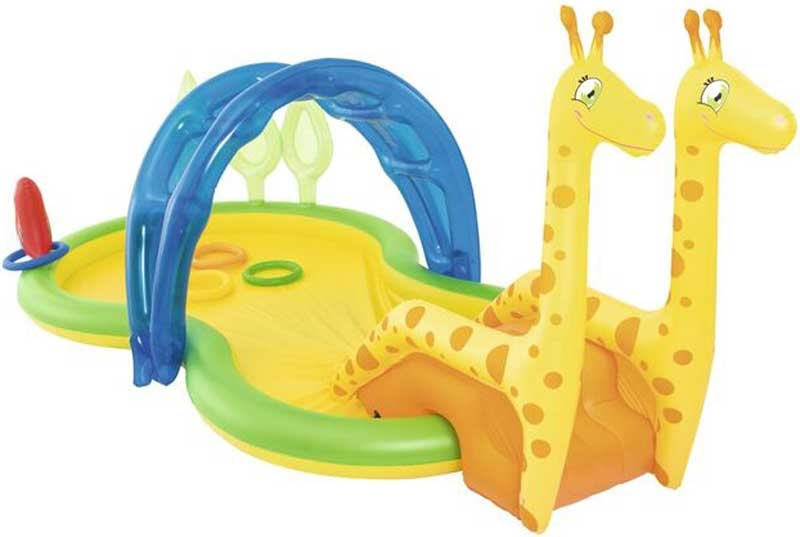 Wholesalers of 133 X 66 X 51 Inch Zoo Play Center toys