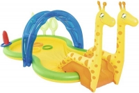 Wholesalers of 133 X 66 X 51 Inch Zoo Play Center toys image