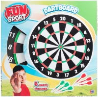 Wholesalers of 17inch Dartboard toys image