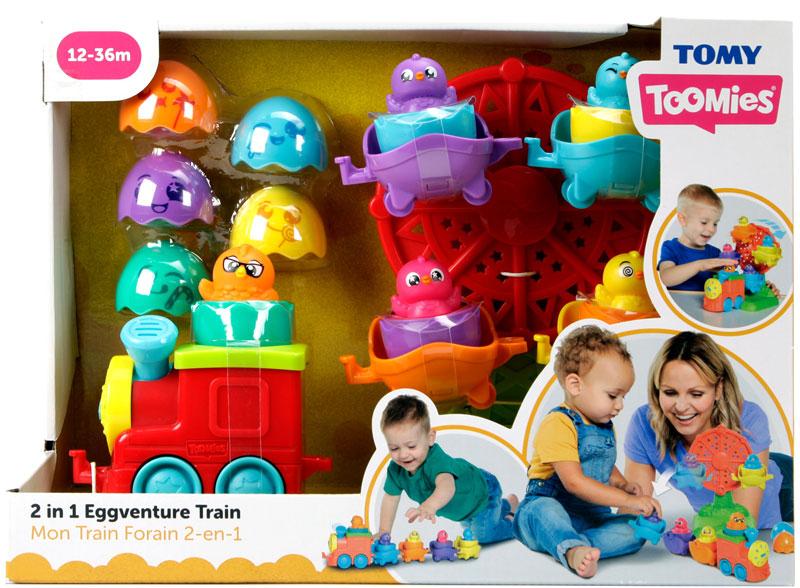 Wholesalers of 2 In 1 Eggventure Train toys