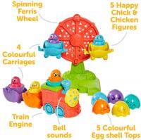Wholesalers of 2 In 1 Eggventure Train toys image 3