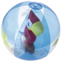 Wholesalers of 20 Inch Friendly Animal In Beach Ball toys image 3