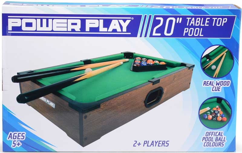 Wholesalers of 20 Inch Pool Table Game toys