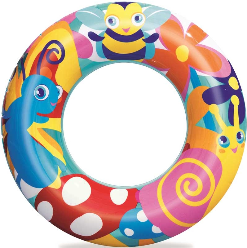 Wholesalers of 22 Inch Designer Swim Ring toys