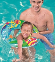 Wholesalers of 22 Inch Designer Swim Ring toys image 3