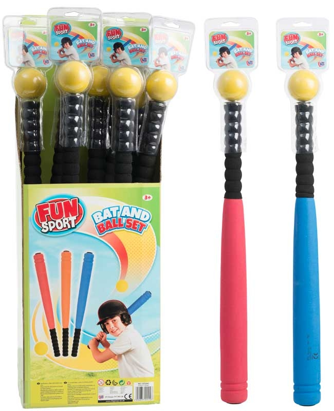 Wholesalers of 24inch Baseball Bat With Ball toys