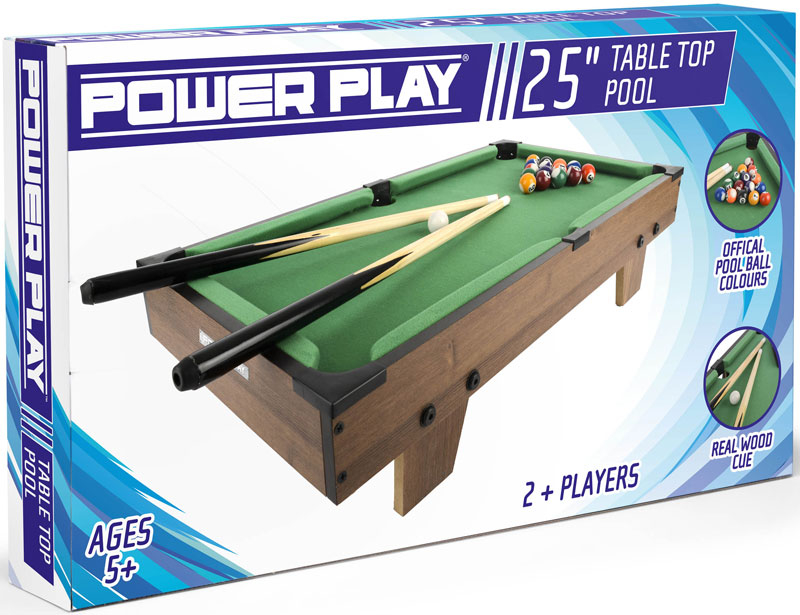 Wholesalers of 25 Inch Pool Table Game toys