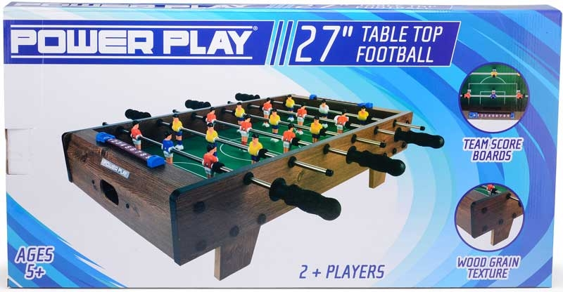 Wholesalers of 27 Inch Table Football Game toys