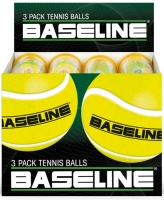 Wholesalers of 3 Pack Tennis Balls toys image 2
