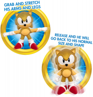 Wholesalers of 30th Anniversary Mini Stretch Sonic toys image 3