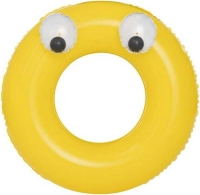 Wholesalers of 36 Inch Big Eyes Swim Ring toys image 3