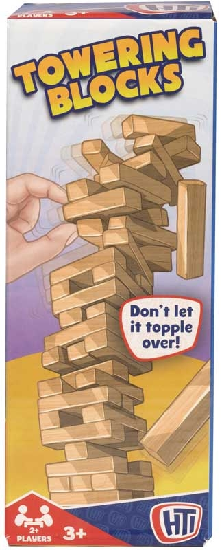 Wholesalers of 48 Piece Towering Blocks toys