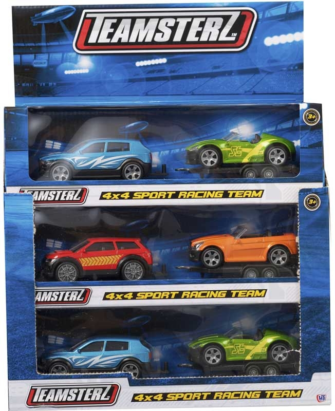 Wholesalers of 4x4 Sport Racing Team toys