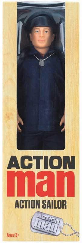 Wholesalers of Action Man Figure Sailor toys