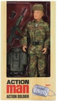 Wholesalers of Action Man Soldier Deluxe Action Figure toys image