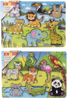 Wholesalers of Adventure Chunky Puzzle Asst toys image