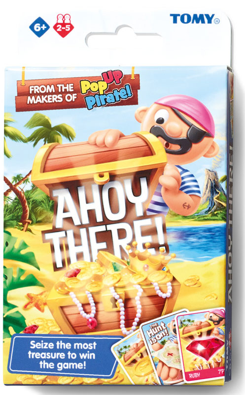 Wholesalers of Ahoy There Card Game toys