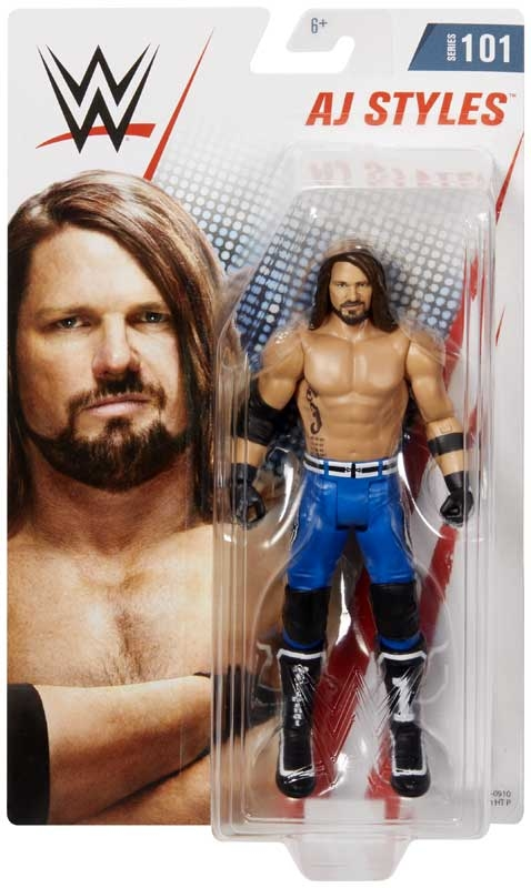 Wholesalers of Aj Styles Figure toys