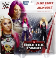 Wholesalers of Alexa Bliss & Sasha Banks toys Tmb
