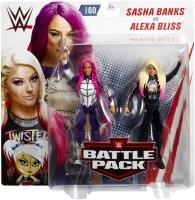 Wholesalers of Alexa Bliss & Sasha Banks toys image