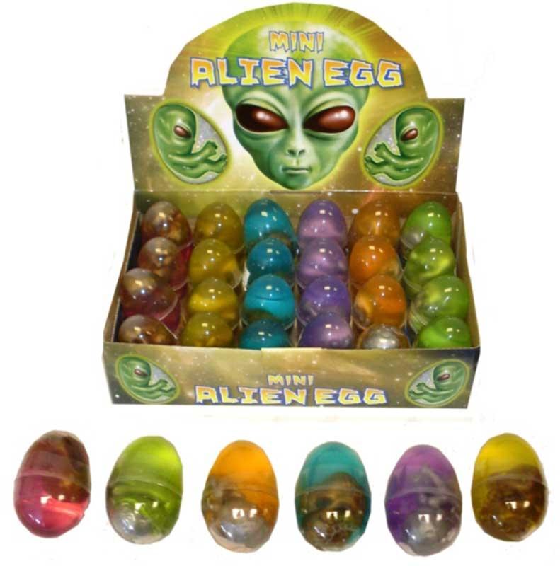 Wholesalers of Mini Baby Alien Egg toys
