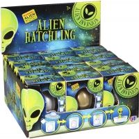 Wholesalers of Alien Hatchling Egg toys image