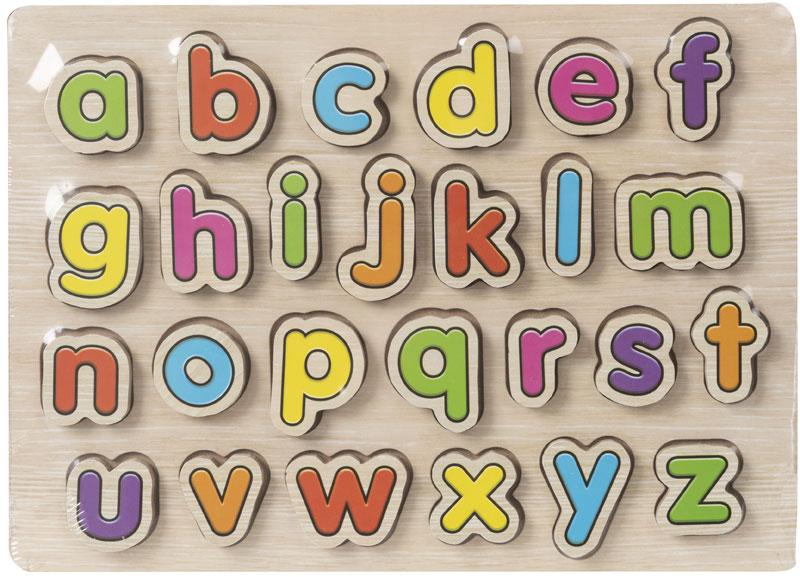 Wholesalers of Alphabet Chunky Puzzle toys