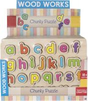 Wholesalers of Alphabet Chunky Puzzle toys image 2