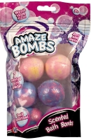 Wholesalers of Amaze Bombs Scented Bath Bombs toys image