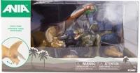 Wholesalers of Ania Dino Stomp toys image