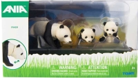 Wholesalers of Ania Panda With Babies toys image