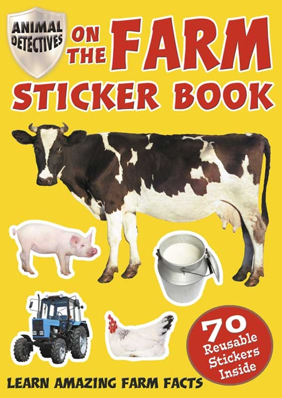 Wholesalers of Animal Detective - Farm toys