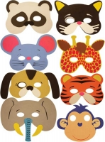 Wholesalers of Animal Masks toys image