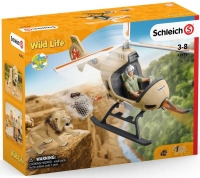 Wholesalers of Schleich Animal Rescue Helicopter toys image