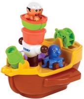 Wholesalers of Aqua Fun Pirate Bath Ship toys image