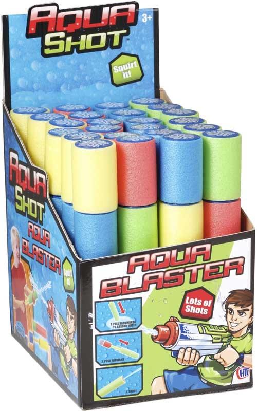 Wholesalers of Aqua Shot Aqua Blaster toys