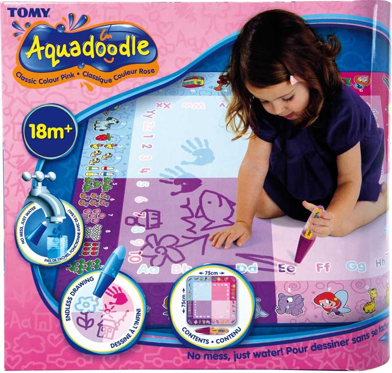 Wholesalers of Aquadoodle Classic Colour Pink toys