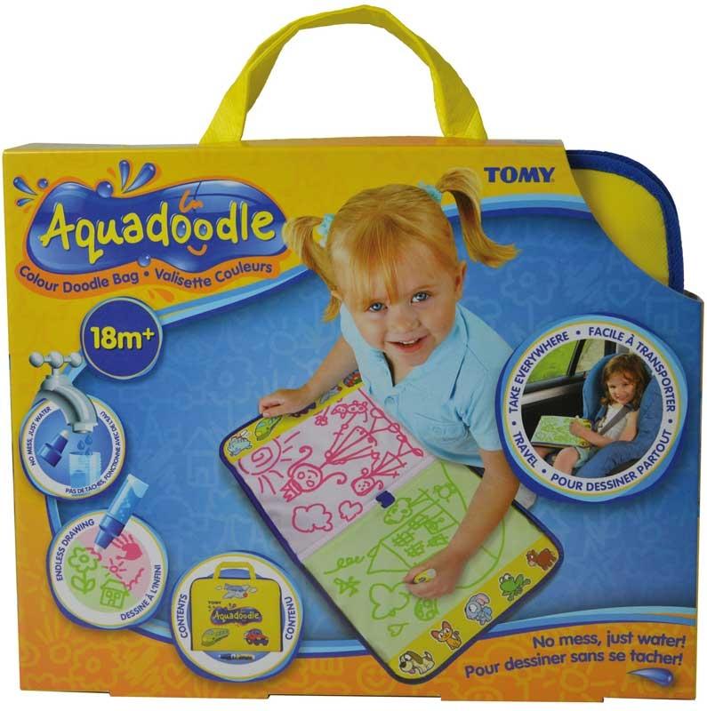 Wholesalers of Aquadoodle Colour Doodle Bag toys