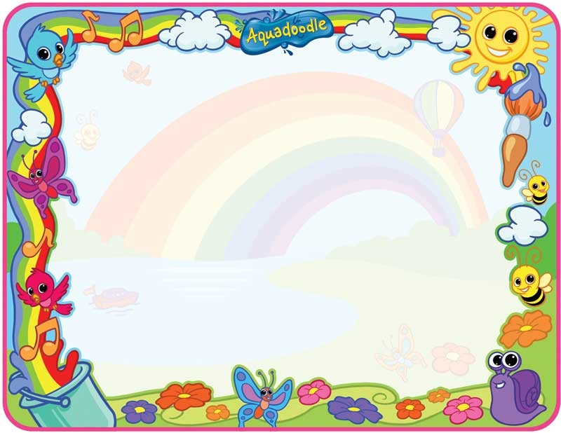 Wholesalers of Aquadoodle Super Rainbow Deluxe toys