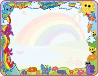 Wholesalers of Aquadoodle Super Rainbow Deluxe toys image