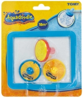 Wholesalers of Aquadoodle Tray And 3 Eva Stampers toys image
