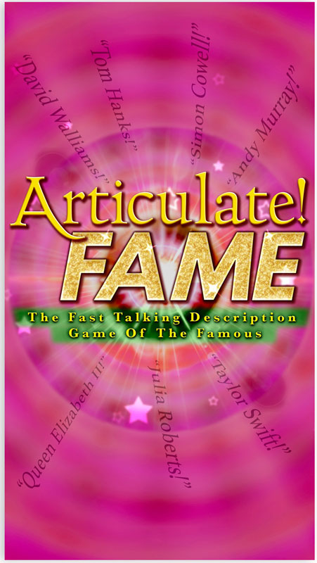 Wholesalers of Articulate Fame toys