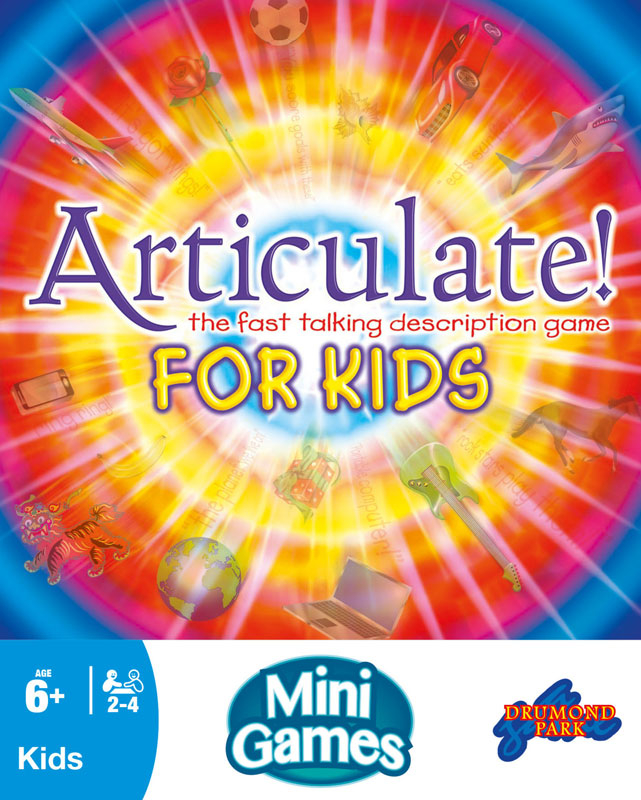 Wholesalers of Articulate For Kids Mini Game toys
