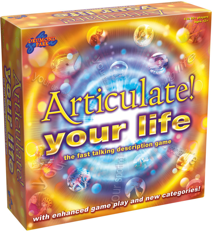 Wholesalers of Articulate Your Life toys
