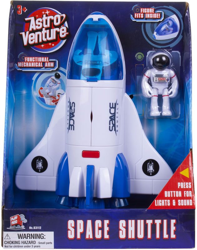 Wholesalers of Astro Venture Space Shuttle toys