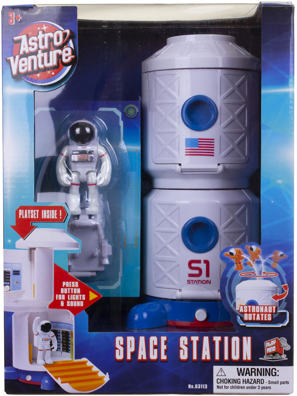 Wholesalers of Astro Venture Space Station toys